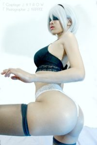 2B-cosplay-butt-by-Nyaow