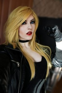 Black-Canary-Costest-cosplay