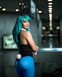 Bunny-Bulma-Dragonball-By-Amber
