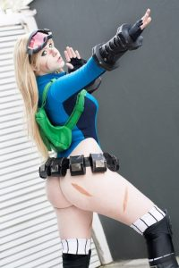 Cammy cosplay boty by Kahsan Cosplay