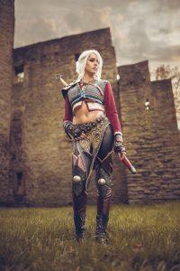 Ciri-Witcher-3-cosplay