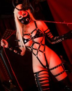 Do S hot cosplay by cosplayer Giu Hellsing