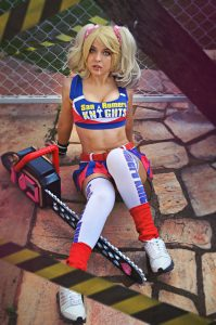 Juliet-Starling-cosplay-by-Shermie-Cosplay