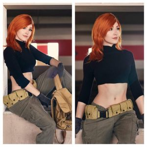 Kim Possible by Luxlo