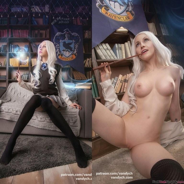 Luna lovegood naked Luna_Lovegood
