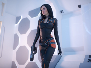 Maria Hanna as Miranda Lawson