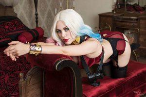 Nadyasonica Harley Quinn