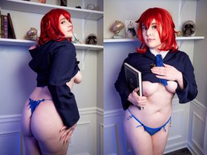 Shiny Chariot Student by Foxy Cosplay