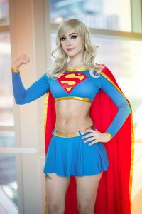 Supergirl by Luxlo Cosplay