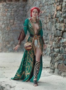 Triss-from-The-Witcher-by-erika-solovey