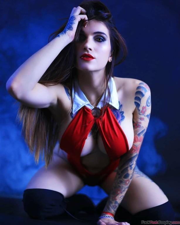Vampirella -by-daniela-basadre