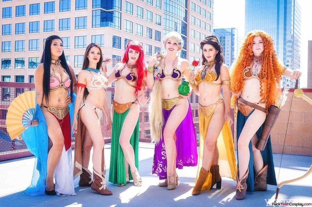 cosplay-girls