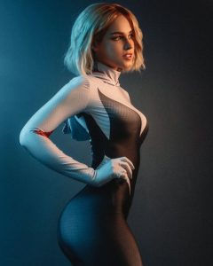 Hot Spider-Gwen by Shirgane-sama