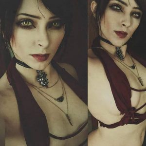 Morrigan By xCosmicMessx