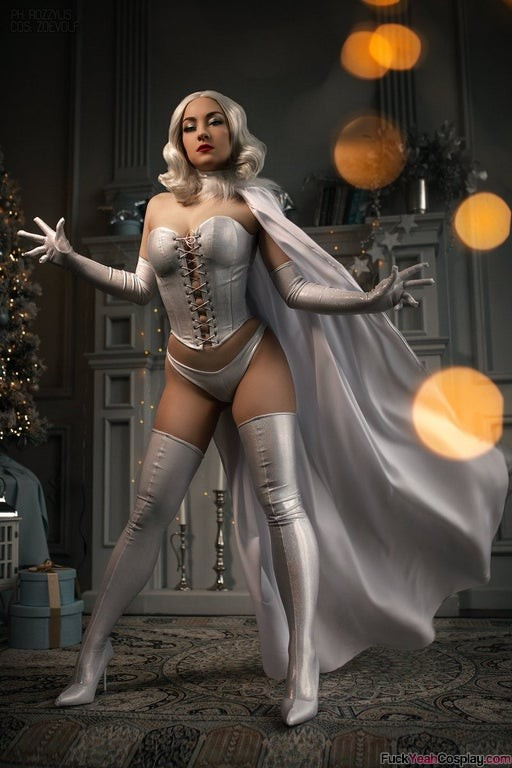 sexy-Emma-Frost-by-Zoe-Volf